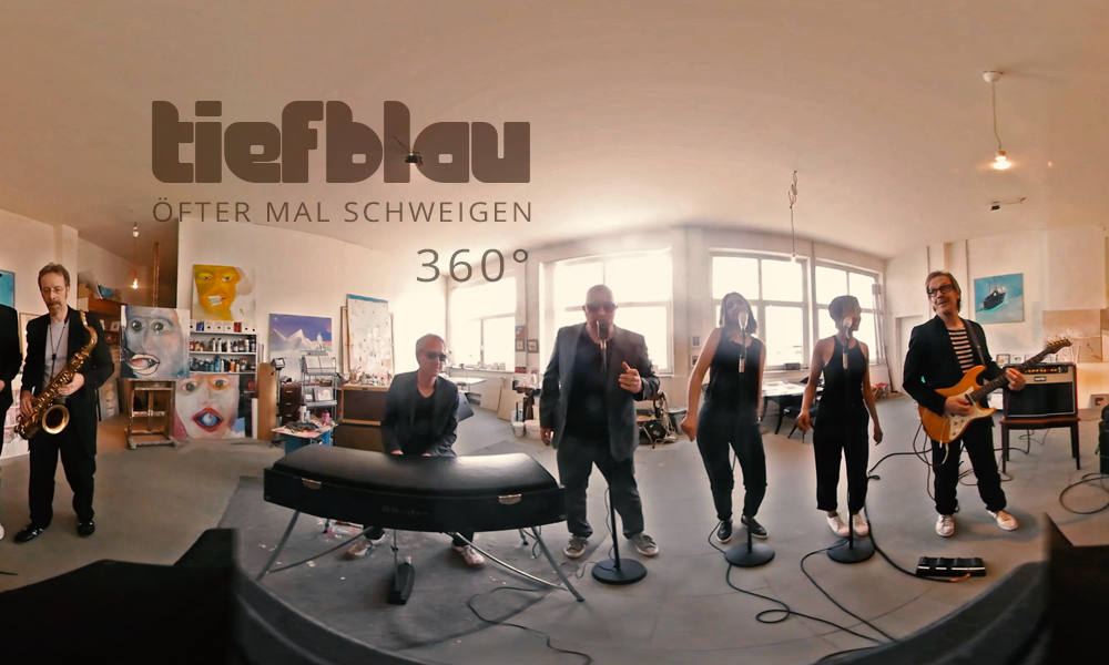 Video Release: tiefblau in 360°